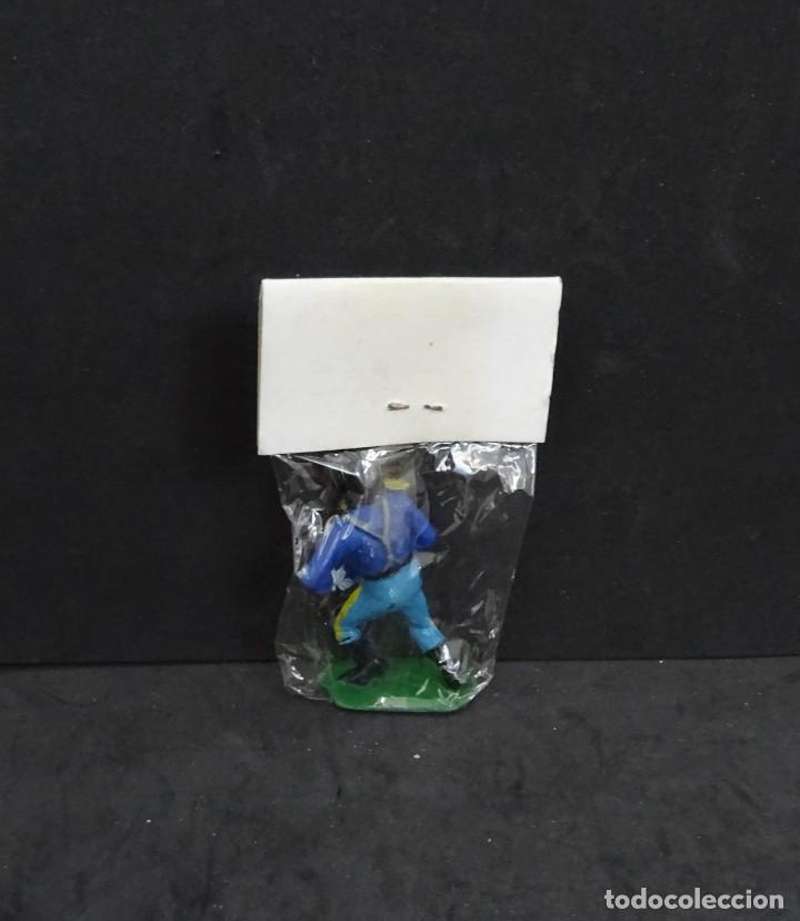 Figuras de Goma y PVC: JECSAN FEDERAL EN SU BOLSA ORIGINAL - Foto 4 - 183826997