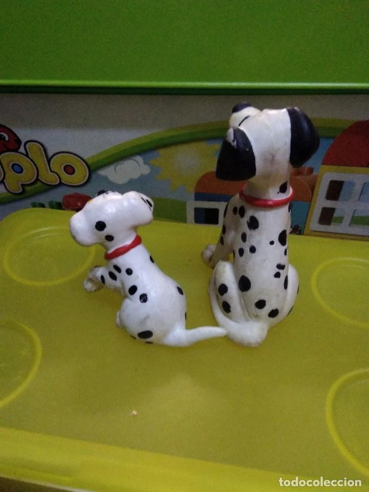 Figuras de Goma y PVC: 2 figuras Disney seri los dalmatas por bullyland - Foto 2 - 183833647