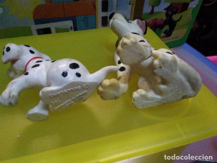 Figuras de Goma y PVC: 2 figuras Disney seri los dalmatas por bullyland - Foto 3 - 183833647