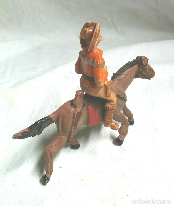 Figuras de Goma y PVC: Bufalo Bill a caballo de comansi - Foto 2 - 183833933