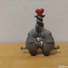 Figuras de Goma y PVC: FIGURA PVC ELEFANTES OS WONDERFUL 1987 BULLY. Lote 183843705