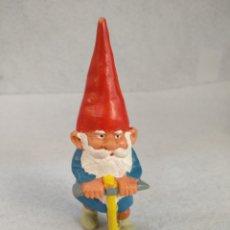 Figuras de Goma y PVC: FIGURA DAVID GNOMO BRB. Lote 183903723