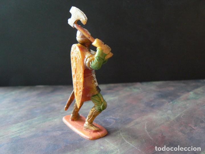 Figuras de Goma y PVC: GUERRERO ARABE SERRACENO - ELASTOLIN/GUILBERT - Foto 4 - 183931953