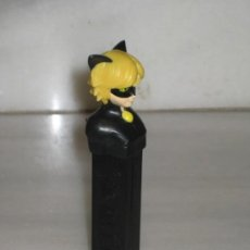 Dispensador Pez: MUY RARO DISPENSADOR DE PEZ CAT WOMAM PAT. U.S.A. NUM. SERIE 1818430. Lote 183939792