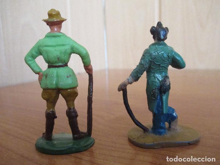 Figuras de Goma y PVC: STARLUX : EXCELENTE LOTE 2 PERSONAJES ANTIGUOS ( REAMSA, PECH, JECSAN , COMANSI , ETC) - Foto 2 - 184019020