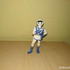 Figuras de Goma y PVC: FIGURA DELFIN BIOMAN YOLANDA TOEI 1988 PVC PINTADO A MANO POWER RANGERS SENTAI JAPÓN. Lote 218232552