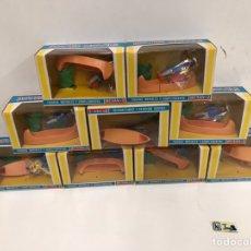 Figuras de Goma y PVC: LOTE JECSAN - FIGURAS Y COMPLEMENTOS. Lote 184386873
