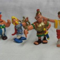 Figuras de Goma y PVC: LOTE DE 6 FIGURAS DE ASTERIX Y OBELIX COMIC SPAIN .. Lote 184464956