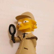 Figurines en Caoutchouc et PVC: FIGURA DE LOS SIMPSON THE SIMPSONS 20TH ANIVERSARY - FOX 2009. Lote 184559780