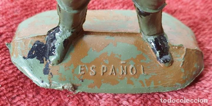 Figuras de Goma y PVC: COLECCIÓN DE SOLDADOS Y TANQUES. COMANSI. PLÁSTICO. ESPAÑA. CIRCA 1960. - Foto 7 - 184596827
