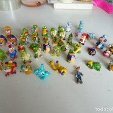 Figuras Kinder: KINDER - SUPER LOTE DE FIGURAS VARIADAS. Lote 184608983