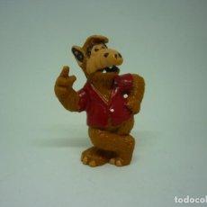 Figuras de Goma y PVC: FIGURA DE ALF - BULLY 1988 -5 CM. Lote 184758677