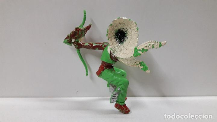 Figuras de Goma y PVC: GUERRERO INDIO PARA CABALLO . REALIZADO POR LAFREDO . AÑOS 60 . CABALLO NO INCLUIDO - Foto 6 - 184844663