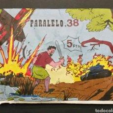 Figuras de Goma y PVC: SOBRE CERRADO TIPO MONTAPLEX PARALELO 38. Lote 184916022