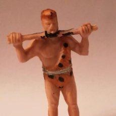 Figuras de Goma y PVC: HOMBRE FORZUDO CIRCO JECSAN DE GOMA. Lote 185193298