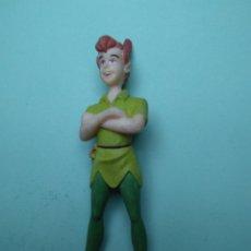 Figuras de Goma y PVC: FIGURA GOMA PVC - PETER PAN BULLYLAND. Lote 185512338