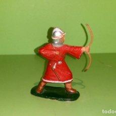 Figuras de Goma y PVC: ARABE CON ARCO, REAMSA AÑOS 60. Lote 185667255