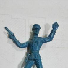 Figuras de Goma y PVC: FIGURA SOLDADO ALEMAN DE PLASTICO, ALTURA 8 CM, Nº 1049. Lote 185886396