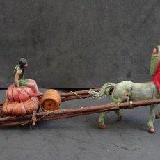 Figuras de Goma y PVC: PECH TIRO DE INDIA. Lote 185969780