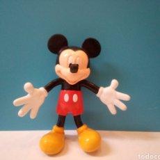 Figuras de Goma y PVC: FIGURA GRANDE PVC GOMA MICKEY MOUSE FLEXIBLE DISNEY APPLAUSE. Lote 186002506