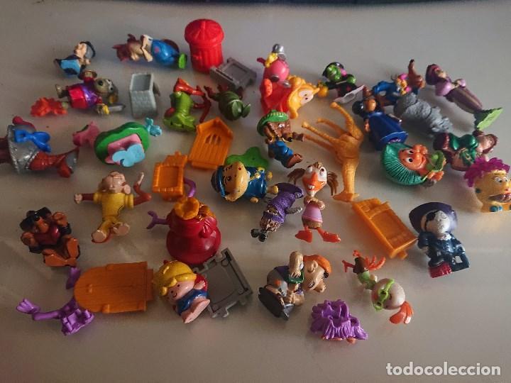 Figuras Kinder: Lote de MUCHAS FIGURAS MIXTAS DE HUEVOS KINDER , LEER DESCRIPCION - Foto 2 - 186059888