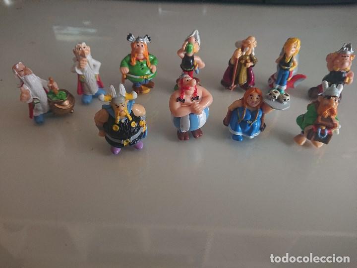 Figuras Kinder: Lote de 11 FIGURAS ASTERIX DE HUEVOS KINDER , LEER DESCRIPCION - Foto 2 - 186083160
