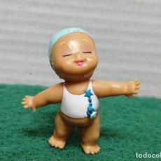 Figuras de Goma y PVC: FIGURA PVC LOS BABIES BEBE DE SIMBA . Lote 186115480