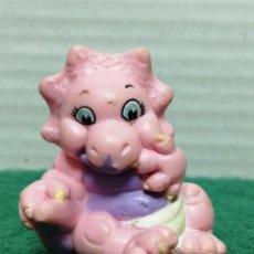 Figuras de Goma y PVC: FIGURA PVC BEBE DINOSAURIO LGT 1991. Lote 186115758