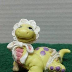 Figuras de Goma y PVC: FIGURA PVC BEBE DINOSAURIO LGT 1991. Lote 186115847