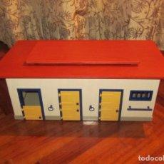 Figuras de Goma y PVC: ESTABLO CUADRA PARA CABALLOS. SCHLEICH. Lote 186227690