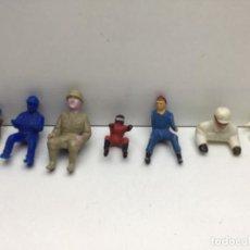 Figuras de Goma y PVC: LOTE FIGURAS - PECH - JECSAN - REAMSA - TEIXIDO - OLIVER - COMANSI . Lote 186318090