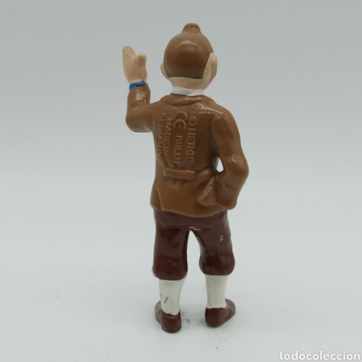 Figuras de Goma y PVC: FIGURA DE TINTIN - Foto 2 - 186329785