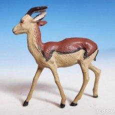 Figuras de Goma y PVC: GACELA LINEOL 1950 COMPATIBLE COMANSI, PECH, LAFREDO. Lote 178862847