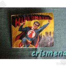 Figuras de Goma y PVC: SOBRE HIPERMAXIMS SOBRE SIN ABRIR. Lote 187111116