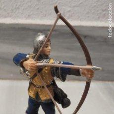 Figuras de Goma y PVC: FIGURA PVC SCHLEICH ARQUERO . Lote 187126942