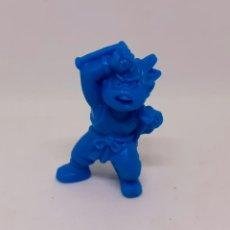 Figuras de Goma y PVC: FIGUR PVC DUNKIN DRAGON BALL - SON GOKU - AZUL. Lote 187308851