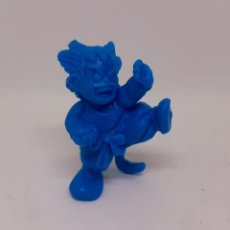 Figuras de Goma y PVC: FIGUR PVC DUNKIN DRAGON BALL - SON GOKU - AZUL 2. Lote 187309276