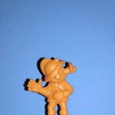 Figuras de Goma y PVC: DUNKIN MORTADELO SERIE DISFRACES NARANJA,CON LA MARCA C.P. Lote 187326755