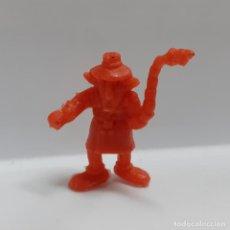 Figuras de Goma y PVC: FIGURA PVC DUNKIN EL INSPECTOR GADGET MONOCOLOR ROJO. Lote 187375292