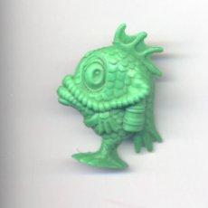 Figuras de Goma y PVC: MUÑECO DUNKIN. EXTRATERRESTRE. SERIE MONSTRUOS. Lote 187385681