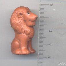 Figuras de Goma y PVC: RARO MUÑECO LEON. TIPO DUNKIN. . Lote 187386985