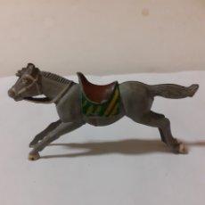 Figuras de Goma y PVC: REAMSA CABALLO OESTE EN GOMA. Lote 187450970