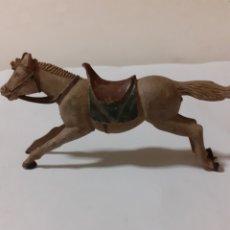 Figuras de Goma y PVC: REAMSA CABALLO OESTE EN GOMA.. Lote 187451181
