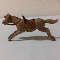 Figuras de Goma y PVC: REAMSA CABALLO OESTE GOMA. Lote 187451483