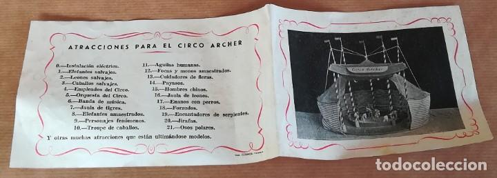 Figuras de Goma y PVC: CIRCO ARCHER PARA FIGURAS JECSAN - Foto 57 - 187542683