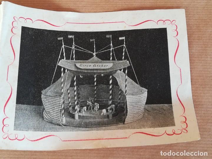 Figuras de Goma y PVC: CIRCO ARCHER PARA FIGURAS JECSAN - Foto 58 - 187542683