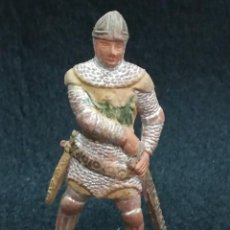 Figuras de Goma y PVC: FIGURA DE GOMA REAMSA Nº 186 SERIE RICARDO CORAZON DE LEÓN. Lote 187569512