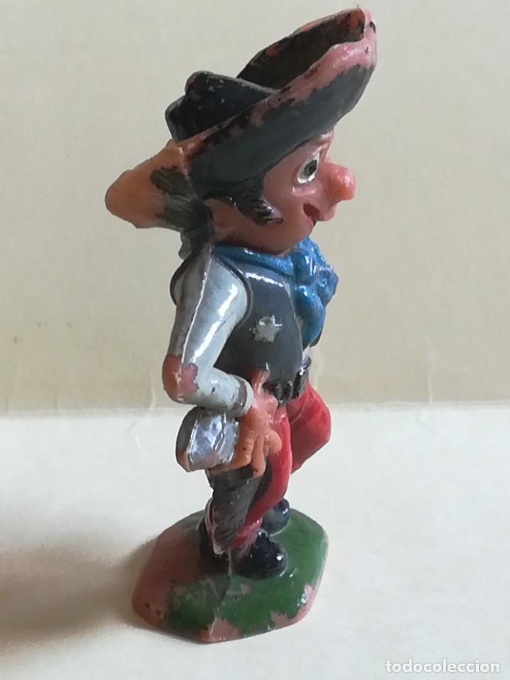 Figuras de Goma y PVC: FIGURA DE PLÁSTICO JECSAN VAQUERO COWBOY BOYBIS - Foto 3 - 187570877