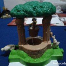 Figuras de Goma y PVC: MCDONALDS ( POZO DE LOS DESEOS BLANCANIEVES ) MCDONALD'S 2001. Lote 188436987