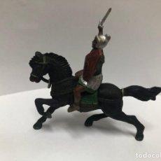 Figuras de Borracha e PVC: SOLDADO ROMANO A CABALLO FABRICADO EN GOMA SERIE LEGIONES ROMANAS REAMSA. Lote 188488857